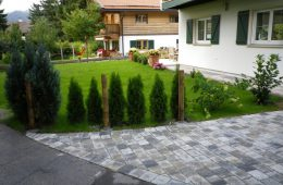Garten, Pflaster, Terasse in Tegernsee